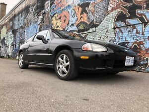 1997 Honda Del Sol B16A2 for sale