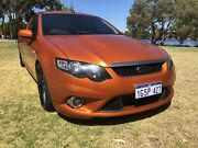 FORD XR6 TURBO UTE 50TH ANNIVERSARY Belmont Belmont Area Preview