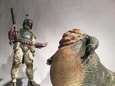 Star Wars 1/7 Jabba the Hutt /Kotobukiya 1/8 Gentle Giant 1/6 Sideshow Boba Fett