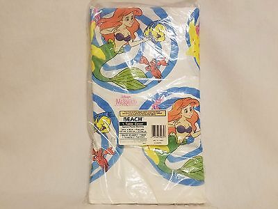 Little Mermaid Table Cover by Beach Made in USA Flounder, Sebastian