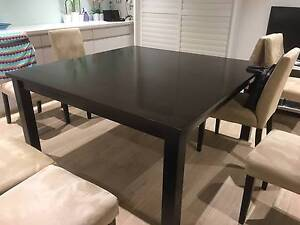 Harwood Dining Table for sale Botany Botany Bay Area Preview