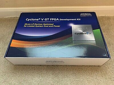 Altera Cyclone V Gt Fpga Development Kit - Pn Dk-dev-5cgtd9n-0b