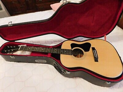 Madeira by Guild A-14 Dreadnought Guitar with Original Case