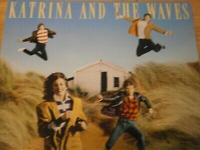LP. VINILO. KATRINA AND THE WAVES.