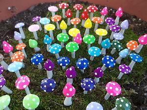 Details about wholesale lot 100 miniature fairy garden accessories