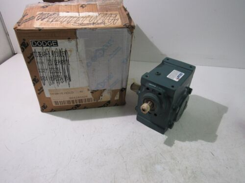 DODGE 20S05L TIGEAR 2 GEAR REDUCER 5:1 RATIO 3.5 HP MAX IN @ 1750RPM ***NIB***