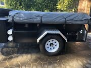 Buckland LX Camper Trailer Charlestown Lake Macquarie Area Preview