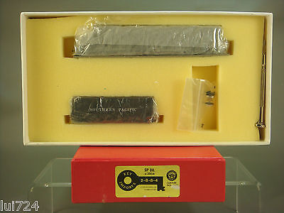 Key Imports N Scale Sp Ac-9 2-8-8-4 W Oil Tender  # 3811 (fp)