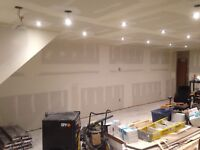 B & C INTERIORS DRYWALL SERVICES