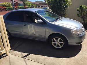 Toyota Corolla CONQUEST 2003 Dandenong Greater Dandenong Preview
