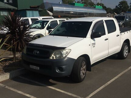 2008 Toyota hilux work mate Mount Annan Camden Area Preview