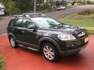 For sale 2010 Holden Captiva Berkeley Vale Wyong Area Preview