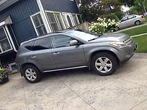 2007 Nissan Murano Safetied and E-tested