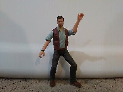 Loose  2015 Jurassic World Owen Chris Pratt action figure. Free shipping!](Jurassic World Owen)