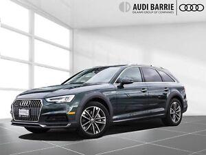 2018 Audi A4 allroad 2.0T Technik Quattro 7sp S Tronic Virtual C