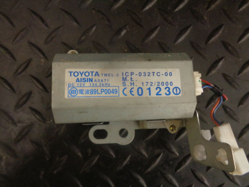 2002 LEXUS LS430 4.3 VVTI LUGGAGE ELECTRICAL KEY OSCILLATOR 89993-50020