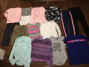 LOT Girls Clothes - Size 12/14