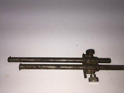 Vintage Our Very Best Ovb Depth Gauge Machinist Tool Metalworking Diy Garage