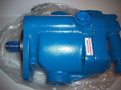 Remanufactured Vickers Pvq 20 B2r Se1s 20 C 21 Hydraulic Industrial Piston Pump