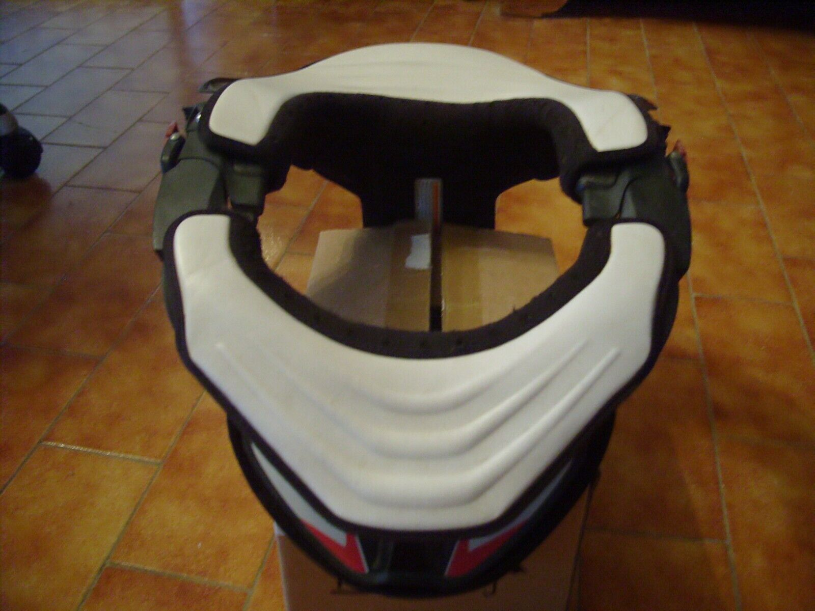 Protection protections cervicale moto cross