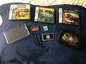 Nintendo Ds stuff