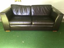 Chesterfield Leather Couch Clayfield Brisbane North East Preview
