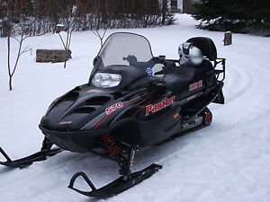 2006 570 Panther snowmobile