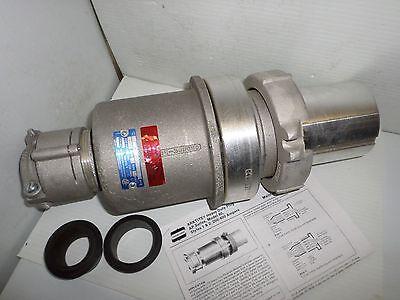 New Crouse-hinds Ap20367 200-amp Arktite Generator Plug 200a 600v Ar2032 2w 3p