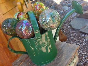Vintage Metal and Garden Decor