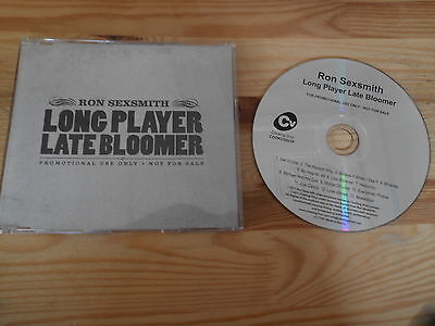 CD Indie Ron Sexsmith - Long Player Late Bloomer (13 Song) Promo COOKIN VINYL sc (Cd-player Vinyl)