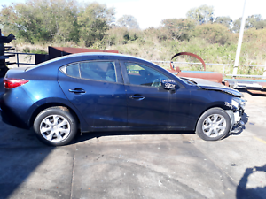 Now Wrecking mazda3 2014 Coopers Plains Brisbane South West Preview