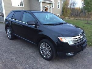 2010 Ford Edge AWD Limited