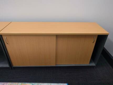 La Credenza In Hume : Office cabinet buffet chairs gumtree australia hume