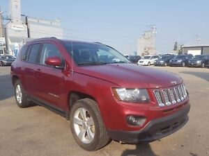 2015 Jeep Compass Sport/North Leather, Cruise Control, Keyles...