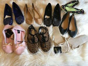 8 pairs of women's size 6-6.5 for $15