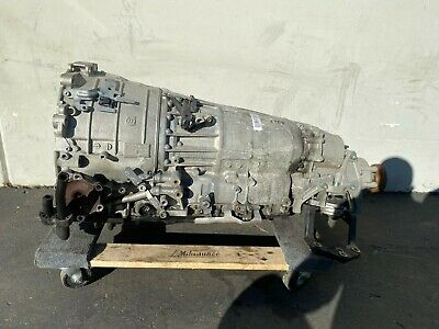 BENTLEY CONTINENTAL GT 6.0 (04-10) 56K TRANSMISSION AUTOMATIC GEAR COMPLETE OEM