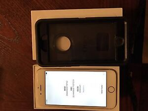White iPhone 6 Bell/Virgin 128GB