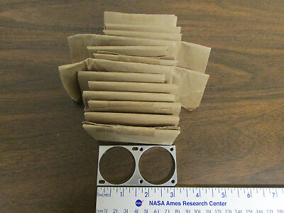 15 Pieces Aluminum Electronic Project Box Part 8x4x0.5cm Nos