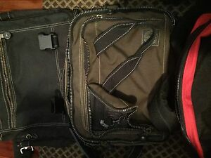 Bags. Laptops and backpacks