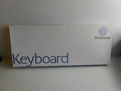 Original Sega Dreamcast Keyboard / Tastatur * Neu / New *