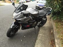 2008 Hyosung GT250R (LAMS approved) - urgent sale East Brisbane Brisbane South East Preview