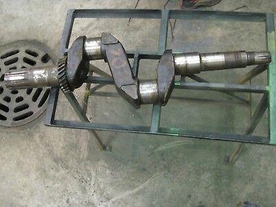 John Deere A Engine Crankshaft