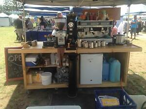 Saturday coffee cart for sale The Entrance Wyong Area Preview