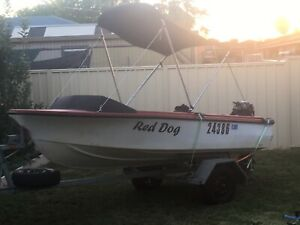 13ft runabout 25hp mercury Seville Grove Armadale Area Preview