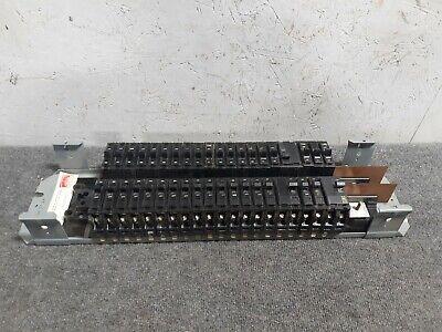 Square D Qob Circuit Breaker Panel Board 20a - 30a S43c