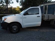 2007 Toyota Hilux Ute Gaven Gold Coast City Preview
