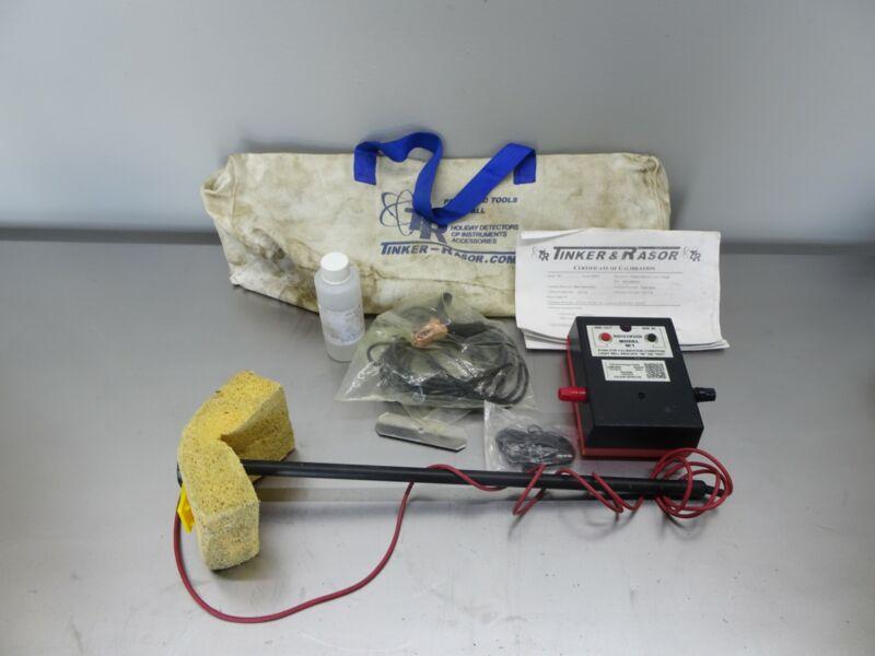 TINKER & RASOR M/1 Wet Sponge Porosity Detector #1