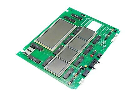 Tokheim 421437-2 Premier B 4 Pd. Main Lcd Sales Display Board Remanufactured