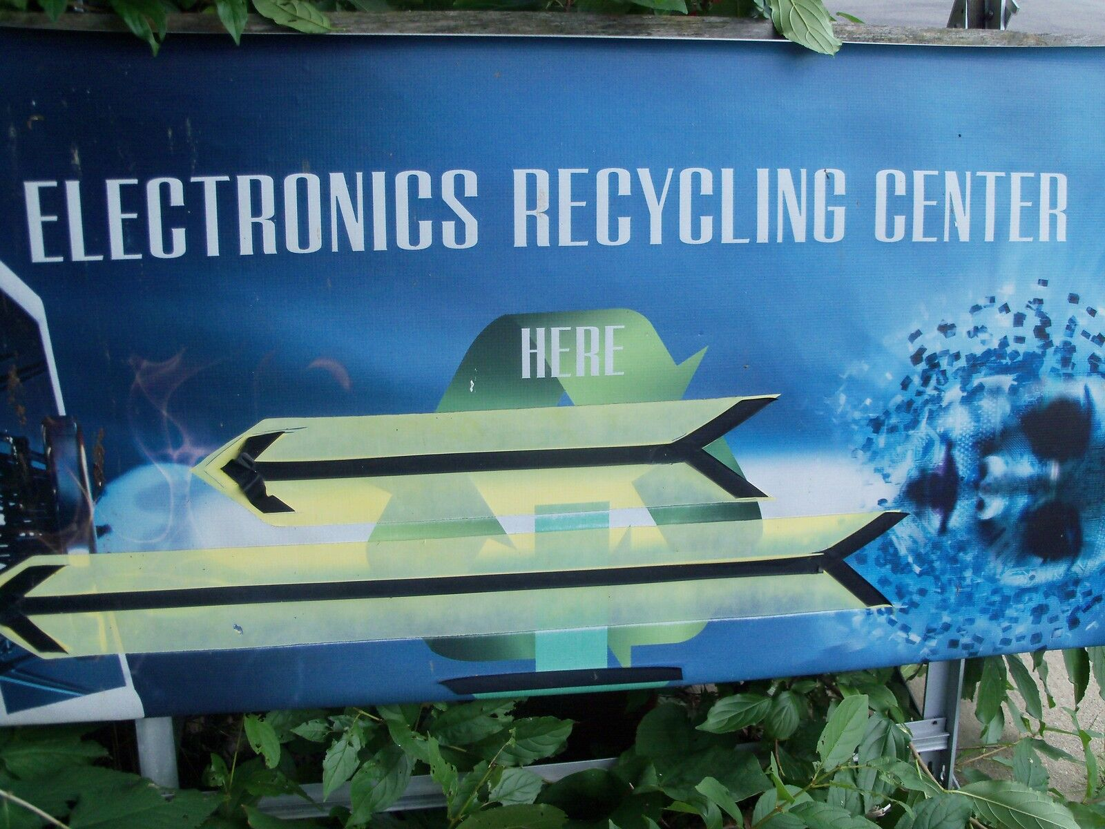 Electronic Recycling Center