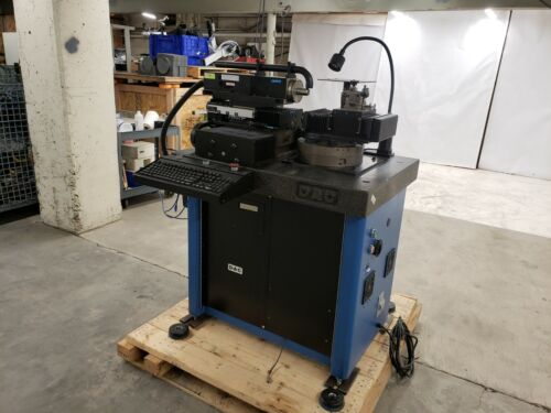 DAC 4-AXIS Lens Lathe DLL4XCCL-4 208V 10A Free Freight